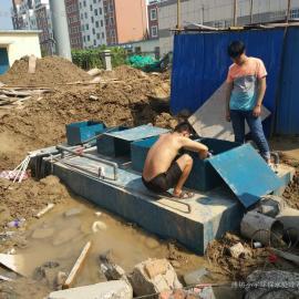 填埋式无能耗生活污水处理设备