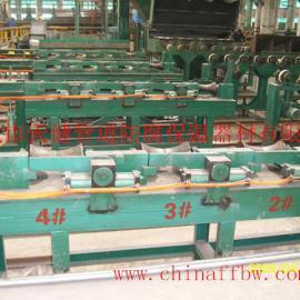 【厂家供应】管道多管内喷砂除锈生产线 节能环保设备