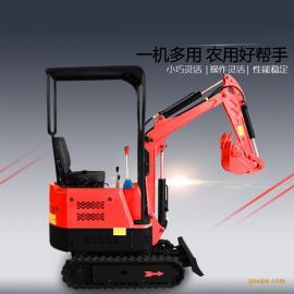 小型挖掘机破碎锤的操作方法