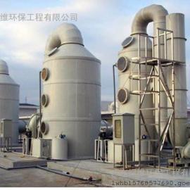 惠州环保工程之废气治理工程PP酸雾净化处理喷淋塔酸雾净化塔