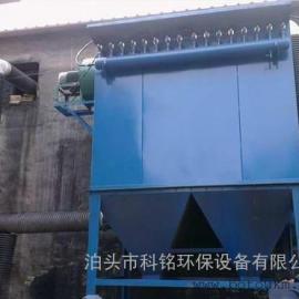 四吨六吨锅炉脉冲布袋除尘器泊头科铭厂家