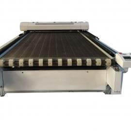 XZ-1626皮革布料激光裁床