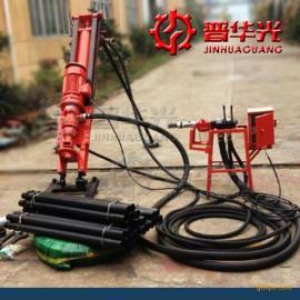 70型潜孔钻机广西柳州矿山开采用风动钻机