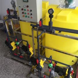 全自动加药设备 污水处理设备 气浮机 废水处理