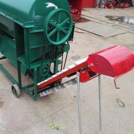 河北出售拖拉机带大型花生摘果机