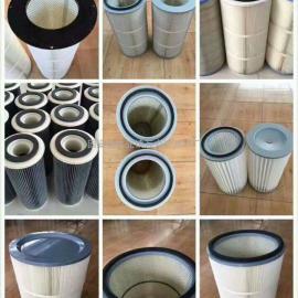 焊接烟尘除尘滤芯 万向吸气臂焊烟净化器粉尘滤筒 尺寸可定制