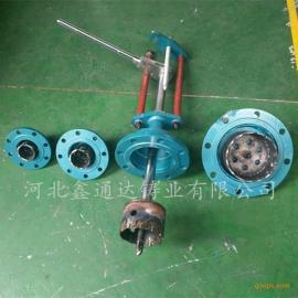 铸铁管道多型号开孔 手动不停水带压打孔机生产厂家 鑫通达