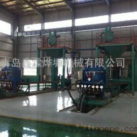酸洗钢管喷砂机抛丸机厂家。