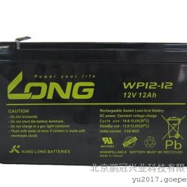 LONG广隆WP65-12N 12V65AH通讯专用蓄电池