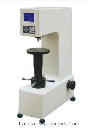 HRS-150带打印数显洛氏硬度计退火钢轴承东莞洛氏硬度机
