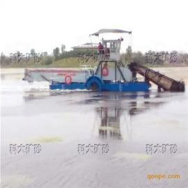 随州水库清漂船,景区水底杂草水花生打捞机