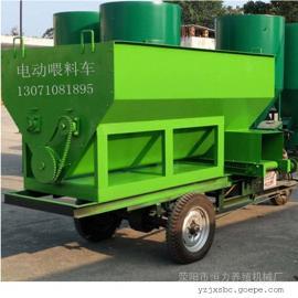 羊场电动撒料车生产厂家