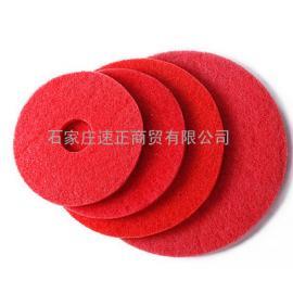 石家庄供应洗地机百洁垫13寸17寸 20寸 洗地机磨垫