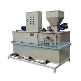 全自动干粉投加装置厂家/全自动一体化加药装置价格