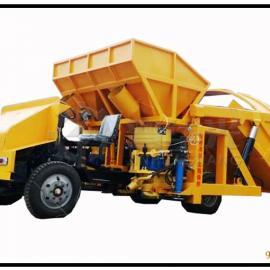 边坡支护喷浆车江西液压自动上料喷浆车