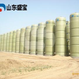玻璃钢储罐/玻璃运输罐厂家/山东盛宝