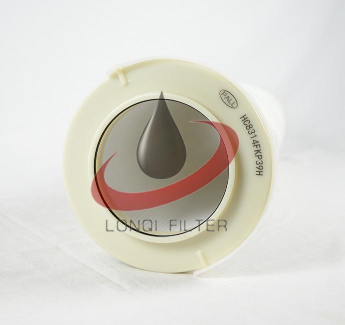 机油滤芯HC8314FKP39H隆齐替代颇尔型号