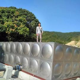 东莞不锈钢卧式水箱