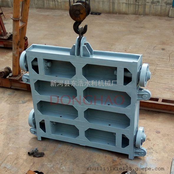 吉林省 平面定轮钢闸门 不锈钢定轮钢闸门 百年大计
