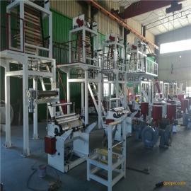 厂家直销聚乙烯高低压高速吹膜机