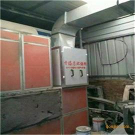 滨州乐旺空气净化设备供应汽车厂专用活性炭环保柜漆雾处理箱