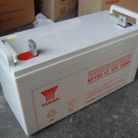 YUASA/汤浅蓄电池NP100-12阀控拭12V100AH最新报价
