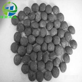 铁碳填料\微电解填料作用原理