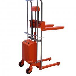 简易轻型堆高车装卸堆垛车 升降机液压升高堆高车
