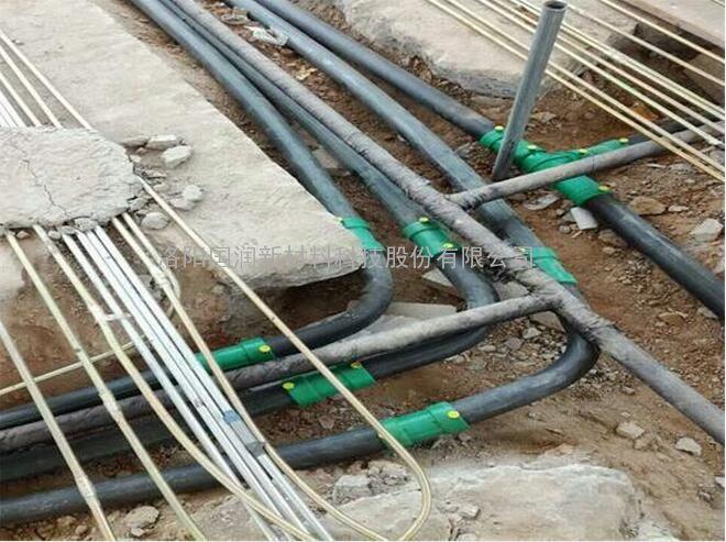加油站地埋塑料复合管,输油管道价格