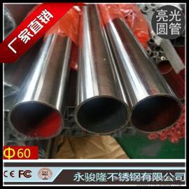 佛山不锈钢产业基地永峻隆不锈钢不锈钢焊管供应厚壁Φ60