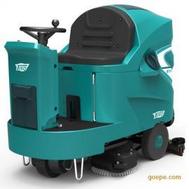 公共场所用驾驶式洗地机