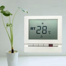 【华阳天地厂家直销】HY808中央空调温控器生产厂家供应