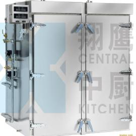 翔鹰大型通道式蒸箱不锈钢食品蒸汽蒸箱