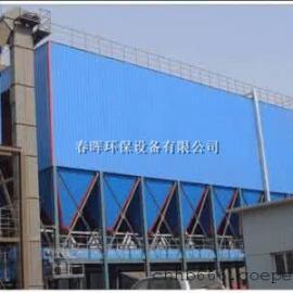 哈尔滨4T小型生物质锅炉布袋除尘器除尘除烟设备性能