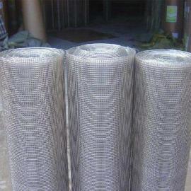 连云港防鼠铁丝网厂家&2*2cm网孔镀锌轧花网卷网8折发货