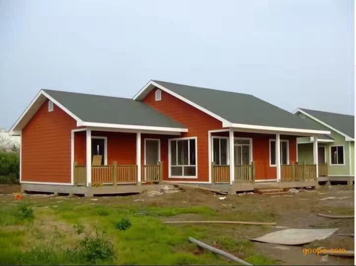 15万左右的木房子造型