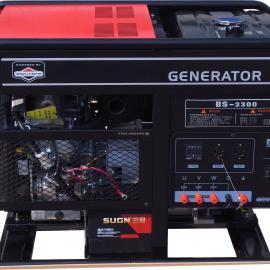 21kw百力通动力汽油发电机组BS-3300厂家
