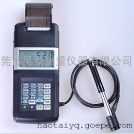 HT-110A便携式里氏硬度计带打印测五金热处理里氏硬度机