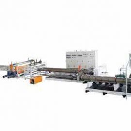 XPS超临界二氧化碳CO2发泡板材挤出成套机组