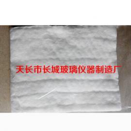 石英玻璃棉 耐高温 化验煤杆石低卡热量保温棉量热仪坩埚用