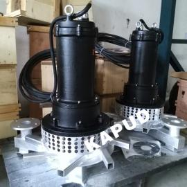 11KW新式离心曝气机 QXB11 污水处理潜水曝气机