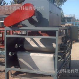 制药污泥浓缩脱水一体机、污泥脱水机的工作原理