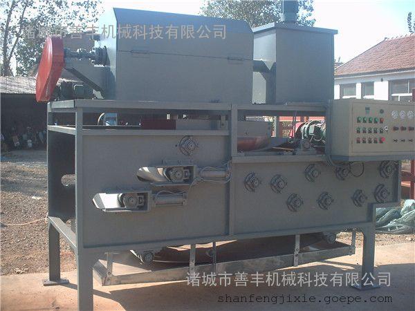 江苏制药厂污泥浓缩脱水一体机、污泥脱水机的工作原理