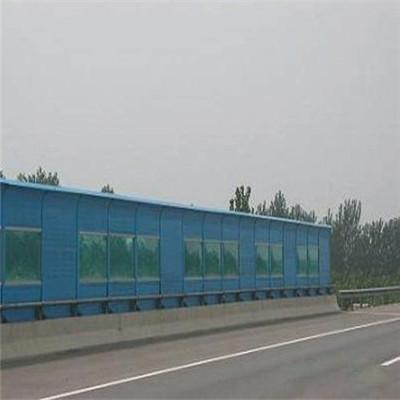 无锡高架桥声屏障 绕城高速隔音板 道路吸声板