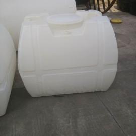 云南1吨卧式储罐,1立方车载水箱,1000L卧式运输水箱