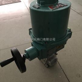 MKGQ911F-P矿用小口径高压内螺纹电动球阀