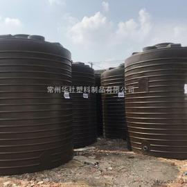 涟水10吨耐酸碱化工储罐复配罐成套设备塑料储罐厂家