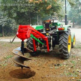 郑州新型挖坑机 立杆式挖坑机价格