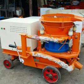 江西喷浆机现货供应5方混凝土干喷机