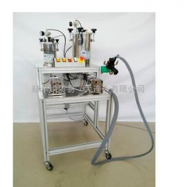 DAVTECH双泵作用式 喷涂设备